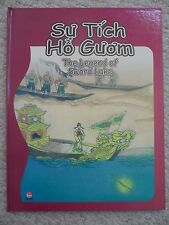 SU TICH HO GUOM~Legend of Sword Lake~VIETNAMESE PICTURE BOOK~Dragon King~MINH~