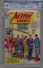 ACTION COMICS #309 CGC 9.4 SUPERMAN BATMAN ROBIN