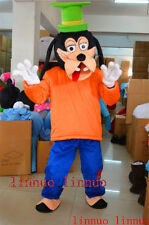 Factory Sale Goofy Dog Mascot Costume Cartoon Fancy Dress Adult Size