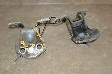 00-03 MAZDA MPV RIGHT FRONT TOP AND BOTTOM PAIR OF DOOR HINGES