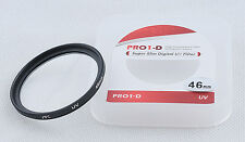 JYC 46mm UV 46UV Filter Lens Protector for Canon Nikon Sony Sigma Pentax DSLR