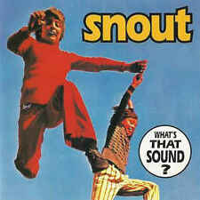 SNOUT - What's That Sound? CD (new & Sealed) Aussie Rock Band Fet Ross McLennan