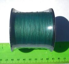 330yds (300m) SUPERLINE 100lb test GREEN Braid Fishing Line,Durable & Strong,
