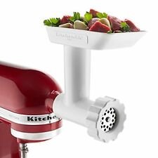 KitchenAid FGA Food Meat Grinder Attachment for Stand Mixer Fine + Coarse plates
