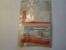 1 Pc New RCA SK3011 Germanium Radio Parts Transistor RF stages in AM Broadcasts