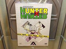 Hunter X Hunter Volume 2 Two Series Season DVD NEW Second 3 Disc Shonen Jump Viz