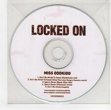 (GG506) Miss Odd Kidd, Don't Be Afraid To Sweat - DJ CD