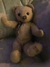 Merry - Antique Merrythought Hygienic Toys, Old Mohair Teddy Bear, label,1930s