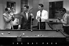 #Z188 The Rat Pack Poster 24X36