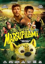 Sur La Piste Du Marsupilami (Houba! On The Trail O (2012, DVD NEUF)