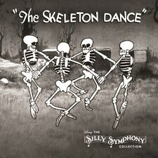 Silly Symphony SKELETON DANCE/THREE LITTLE PIGS Disney RSD 2016 New Vinyl 10""