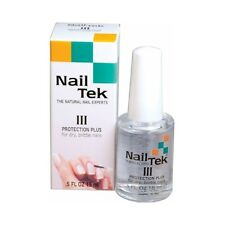 NAIL TEK III Protection Plus (GLOBAL FREE SHIPPING)
