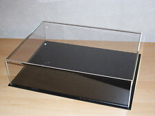 ACRYLIC PERSPEX  FOOTBALL PROGRAMME DISPLAY CASE UV PROTECTION FOR VALUBLE ITEMS