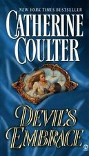 Devil's Embrace (Devil's Duology), Catherine Coulter, 0451200268, Book, Acceptab