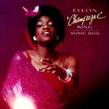 "EVELYN ""CHAMPAGNE"" KING - MUSIC BOX - New Factory Sealed CD"