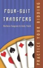 Four-Suit Transfers by Barbara Seagram and Andy Stark (2004, Paperback)