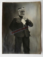 PHOTO HENRI MANUEL 1914 général DE CASTELNAU GUERRE 14 18  ARMEE N149