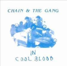 In Cool Blood [Digipak] by Chain & the Gang (CD, Jun-2012, K Records (USA))