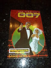 JAMES BOND - PERMISSION TO DIE Comic - No 2 - Date 1989 - Eclipse Comic
