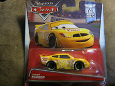 DISNEY CARS PISTON CUP SERIES BRUSH CURBER