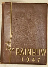 1947 THE ACADEMY OF RICHMOND COUNTY HIGH SCHOOL (ARC) Augusta, GA Yearbook