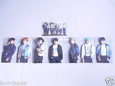 Lot 8 BTS bangtan boys RUN Official PhotoCard Trading card full set Complete F/S