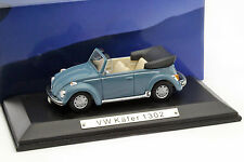 Volkswagen VW Käfer 1302 blau 1:43 Atlas