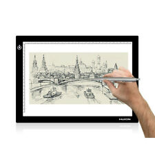 Huion LED Light Box Pad L4S Dimmable A4 Size Tattoo Tracing Drawing Table Board