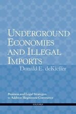 2010-03-31, Underground Economies and Illegal Imports: Legal and Business Strate