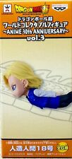 DRAGON BALL Z WCF 30TH ANNIVERSARY ANDROID 18 Vol. 3  FIGURA FIGURE NEW NUEVA