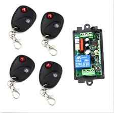 AC110V Transmitters And Receiver, RF LED Wireless Remote Control Switch