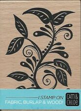 """""""Lynnwood"""" Background Rubber Stamp by Hampton Art"""
