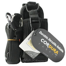 CORDURA FABRIC Heavy Duty Pouch Bag Holster Case for Yaesu Alinco Baofeng Radio