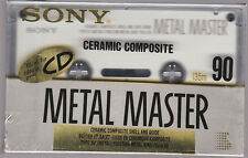Sony Metal Master 90, Typer IV NEW