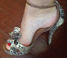 Guess New Heels Wedges Shoes Sandals  Size 40.5 Or 9.5
