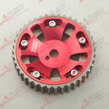 New Cam Pulley Gear Wheel For Toyota MR2/3S-GTE Automotive Aluminum Red