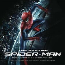 The Amazing Spider Man, , New Soundtrack