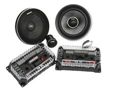 "Kicker 41QSS674 6.75"" 17cm 2-Way Componente Altavoces De Audio De Coche 100w RMS"