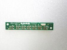 Toshiba 50L2200U Key Button Board  454C3L51L01 REV:1A SRD50T VTV-K50
