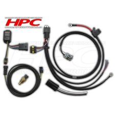 HPC Radiator Fan Control Kit with Harness for High Current Fan (60A) - 102006