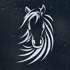 Horse Car Decal Vinyl Sticker For Window Or Panel Or Bumper