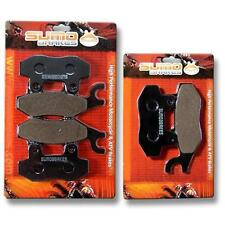 Can Am FR+R Brake Pads Commander 800 1000 STD XT DPS X LTD XT-P UTV (2011-2016)
