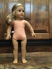 "American Girl 18"" Doll Tenney Grant Nude New"