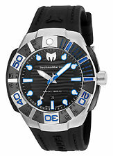 Technomarine TM-515011 Black/Reef Men's Black Silicone 45mm