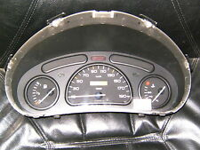 tacho peugeot 206 9634960980 combinatorial instrument cluster clocks cockpit