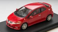 Honda Civic type R euro (FN2) Milan Red MARK 43 1/43 #PM4347R