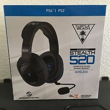 Turtle Beach -Stealth 520 Premium Fully Wireless Gaming Headset PS4 Pro/PS4/PS3