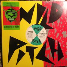 TRYBE • Psychedelic Shack • Vinile 12 • Mixed By Frankie KNUCKLES