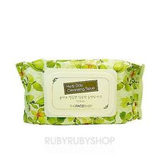 THE FACE SHOP Herb Day Cleansing Tissue - 1Pack (70pcs)