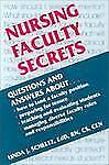 Nursing Faculty Secrets